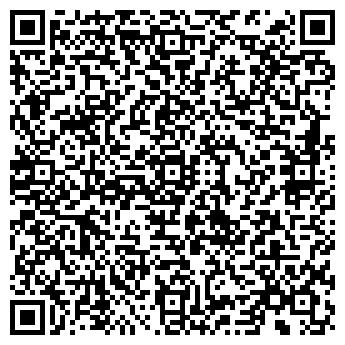 QR-код с контактной информацией организации Вудмастер, ЧПУП
