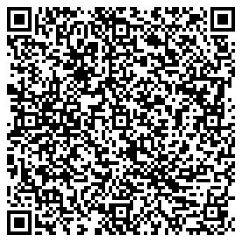 QR-код с контактной информацией организации Мир мебели, ИП