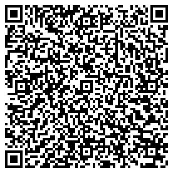 QR-код с контактной информацией организации Ягуар, АО