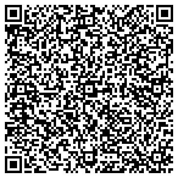 QR-код с контактной информацией организации Меблеон, ЧП