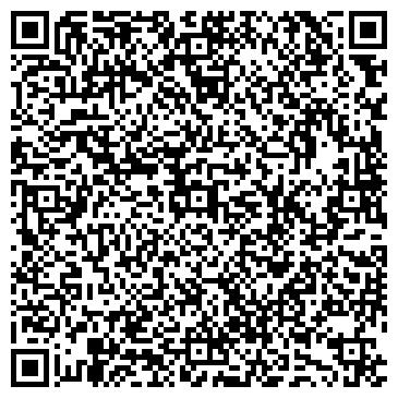 QR-код с контактной информацией организации КВКдизайн, АО ПЧУП