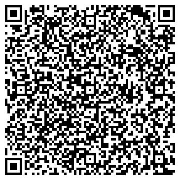 QR-код с контактной информацией организации ВЕТЕРИНАРНАЯ СТАНЦИЯ НОВОАНИНСКОГО РАЙОНА