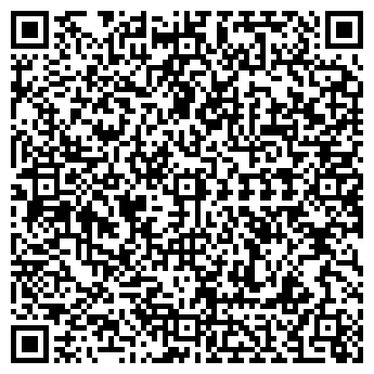 QR-код с контактной информацией организации Сенин М. П., ИП