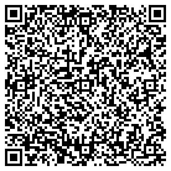QR-код с контактной информацией организации Мультиплан, ООО