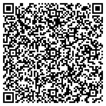 QR-код с контактной информацией организации МДФ фасады, ООО
