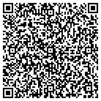 QR-код с контактной информацией организации МДФ стиль, ЧП