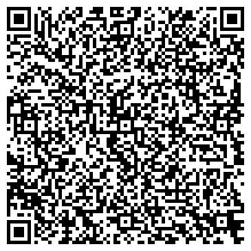 QR-код с контактной информацией организации Альфа мебель, ЧП