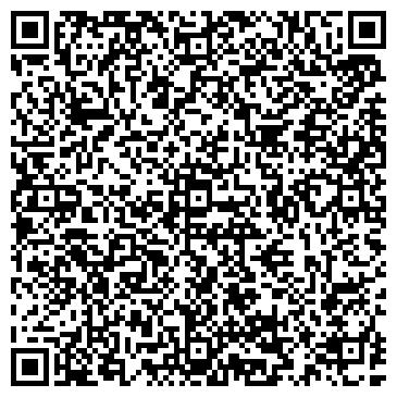 QR-код с контактной информацией организации Мебельный терминал, ООО