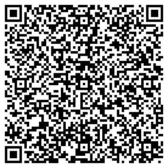 QR-код с контактной информацией организации Укртекстрейдинг, ЧП