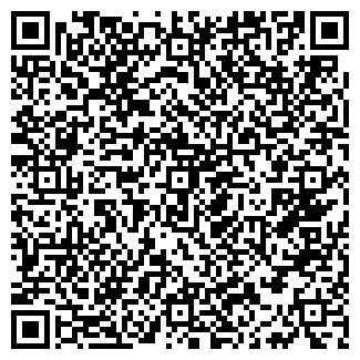 QR-код с контактной информацией организации OOO «Ариадна»