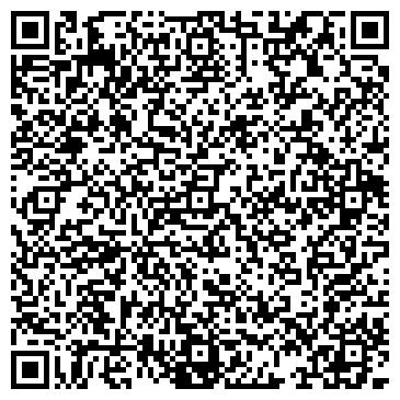 QR-код с контактной информацией организации Adrenalinn интернет-витрина
