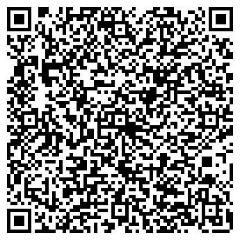 QR-код с контактной информацией организации PaulDesign