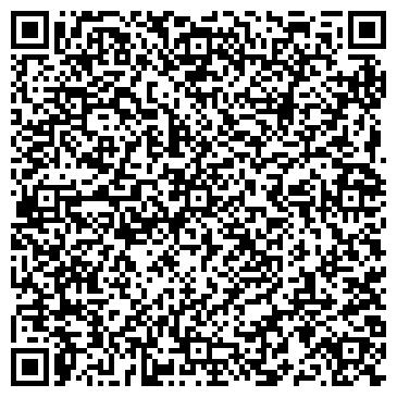QR-код с контактной информацией организации Fashion Crystals