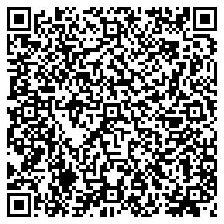 QR-код с контактной информацией организации ИП АТЕНА