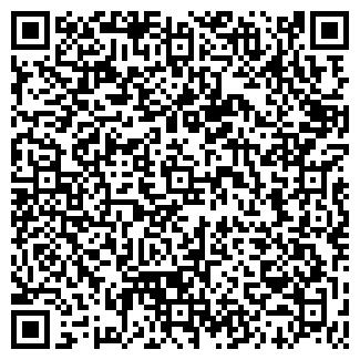 QR-код с контактной информацией организации ОДО «Лаггар»