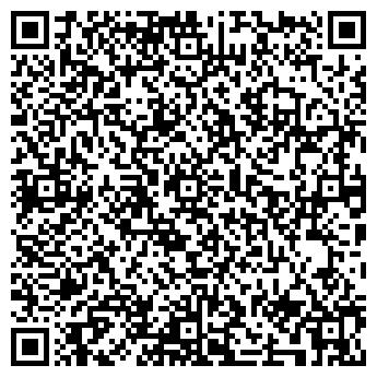 QR-код с контактной информацией организации ТОО Поликтрон