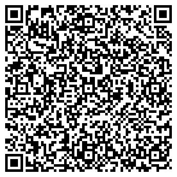 QR-код с контактной информацией организации Субъект предпринимательской деятельности ФОП Галета
