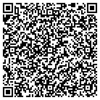 QR-код с контактной информацией организации АВТОКОЛОННА № 1490