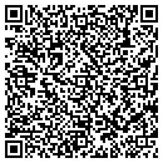 QR-код с контактной информацией организации ТЭКРОН, ЗАО