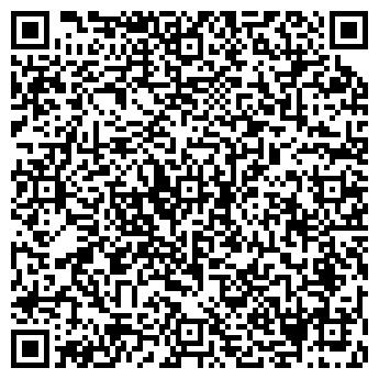 QR-код с контактной информацией организации Причал, ЧП