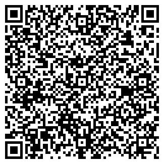 QR-код с контактной информацией организации МЕГАЧИП