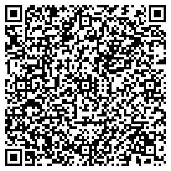 QR-код с контактной информацией организации МетаЛаб, ЧП