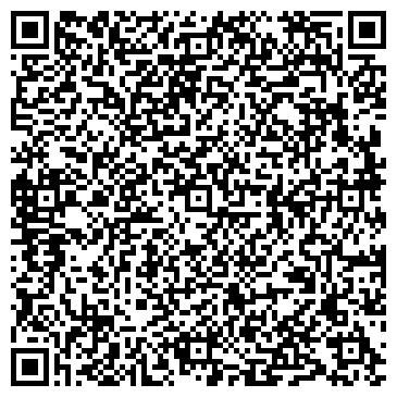 QR-код с контактной информацией организации Харьковреахим, ЗАО