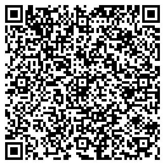 QR-код с контактной информацией организации ИПДА
