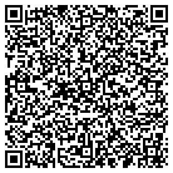 QR-код с контактной информацией организации ОООЭкофинанс