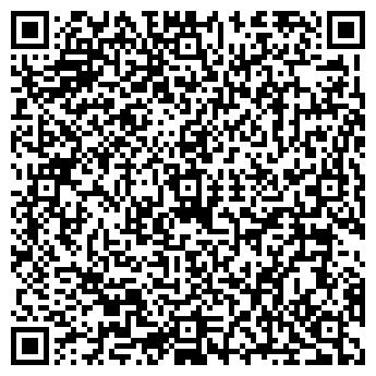 QR-код с контактной информацией организации Частное предприятие ТОО Флагман
