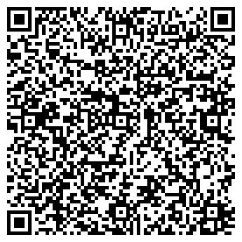 QR-код с контактной информацией организации Планета растений, ООО