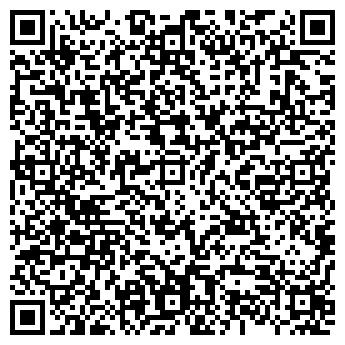 QR-код с контактной информацией организации Интонация, ОДО