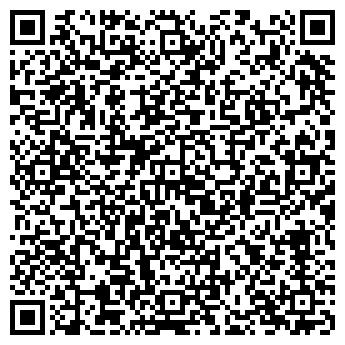 QR-код с контактной информацией организации Третий полюс, ЧУП