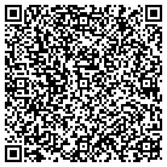 QR-код с контактной информацией организации Эвен, ПЧУП