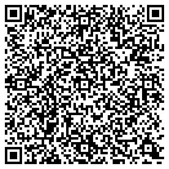 QR-код с контактной информацией организации Визаж Аутдор, ЧРУП