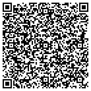 QR-код с контактной информацией организации Домотехника, АО