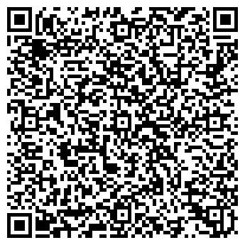 QR-код с контактной информацией организации PANDA Engineering, ООО
