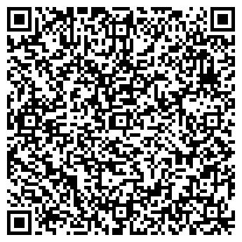 QR-код с контактной информацией организации Теплодарец, ООО