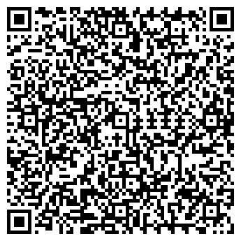 QR-код с контактной информацией организации Амперия, ООО