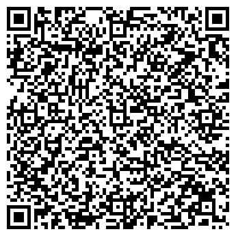 QR-код с контактной информацией организации FVision, ЧП