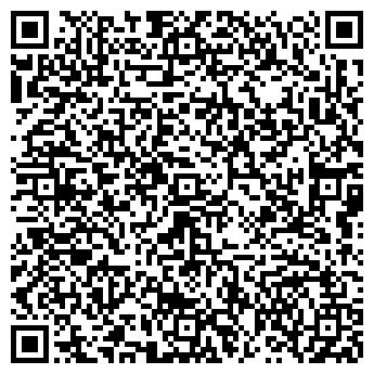 QR-код с контактной информацией организации Планета кофе, ООО