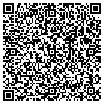 QR-код с контактной информацией организации Теплофон Астана