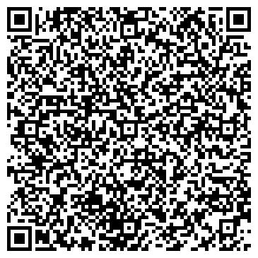 QR-код с контактной информацией организации Свежий ветер ТЦ, ТОО
