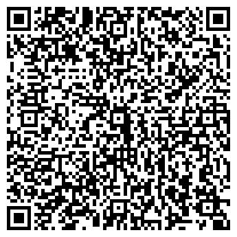 QR-код с контактной информацией организации Еврокласс, ЧУП