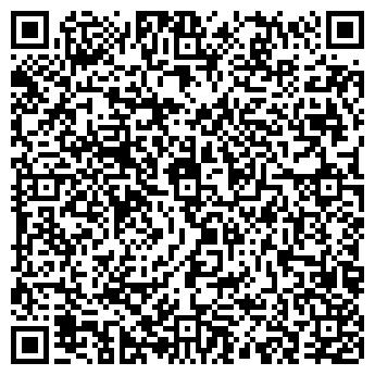 QR-код с контактной информацией организации Plast