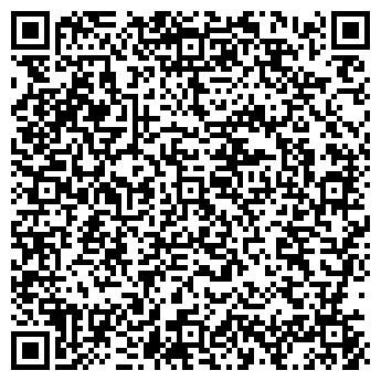 QR-код с контактной информацией организации Учприбор, ТОО
