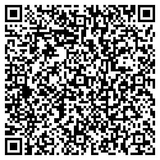 QR-код с контактной информацией организации «АлматыМагнит»