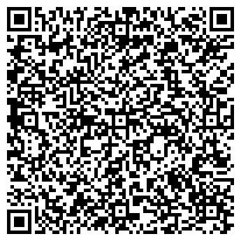 QR-код с контактной информацией организации ООО Харьковтехнотрейд