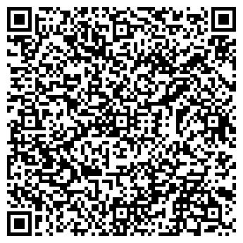 QR-код с контактной информацией организации ТД Индастри