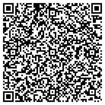 QR-код с контактной информацией организации PlastDesign